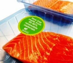 Plantic supplies eco Plastic trays to European fish pack market