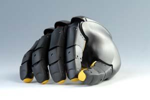 Robotic Hands Mimic Humans