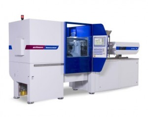 WITTMANN BATTENFELD with state-of-the-art injection molding technology, automation and peripherals at Chinaplas2013