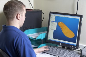 Delcam's CADCAM software boosts orthotics production at Salts Techstep