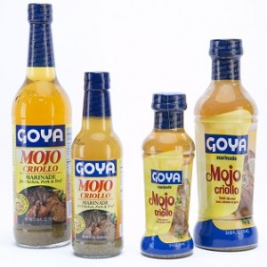 Goya Foods Redesigns Marinades Line by Converting Glass to Lightweight PET