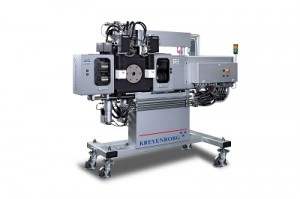 KREYENBORG's V-Type screen changer proves its quality in long-term use