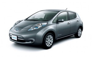 Nissan turns out a new Leaf; 80 kg lighter