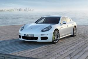 Porsche Plans Plug-In Hybrid