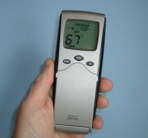 Gadget Freak Case #236: Remotely Controlling the Room Temperature