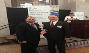 Venture Plastics, Inc. receives Crystal Award for Excellence from Ohio's Edison Technology Centers