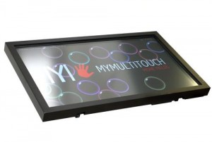 84 Inches of Ultra-HD Multi-Touch Display