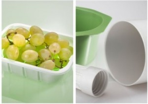 BASF expands its range of ecovio compostable plastics to thermoforming and injection molding