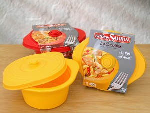 CASSEROLE PACK MAKES A TRADITIONAL IMPRESSION