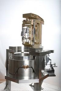 Caption_METTLER TOLEDO's new load cell is the heart of the Watt balance