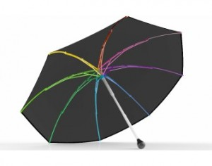 Ginkgo introduces 100% recyclable umbrella made entirely from PP