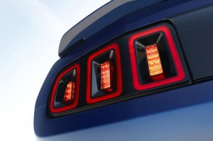 LEDs Gaining Traction in Vehicles