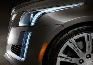 LEDs at Heart of Cadillac CTS 'Signature'