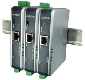 Lantronix Expands Line of Rugged Controller for Sensor Networks
