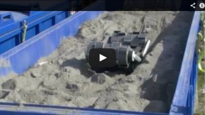 NASA Working on Lunar Mining Robot