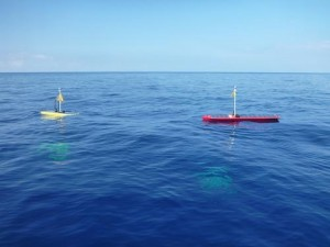 Next-Gen Wave Glider Robot Propelled by Solar