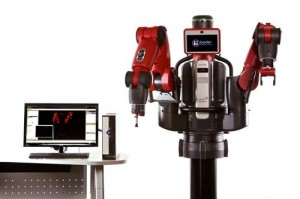 Rethink Reveals Version of Baxter Industrial Robot for Researchers