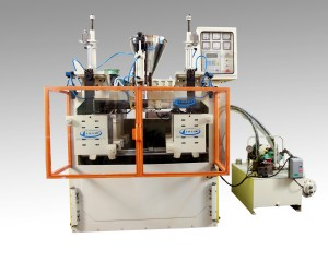 "Smart launched its new ""DS – Series"" of Double Station Extrusion Blow Moulding Machines Capacity 250ml to 5000ml"
