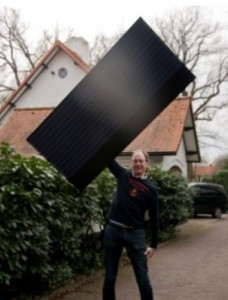 TULiPPS Solar Develops First Functional Prototypes of World's Lightest Building-Integrated Photovoltaic Solar Modules