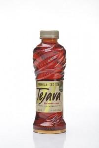 Amcor Develops Tea Leaf Sculpted PET Bottle For Crystal Geyser's Tejava® Premium Iced Tea