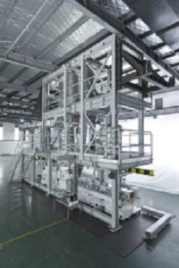 Coperion builds special assembly facility for modular compounding lines in Shanghai