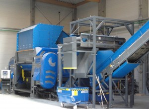 Recycling agricultural film at a top quality level