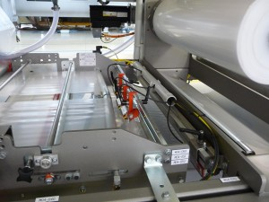 sustainable, cost-effective film processing in the shrink packer