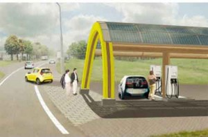 ABB to build world's largest nationwide network of EV fast-charging stations in the Netherlands