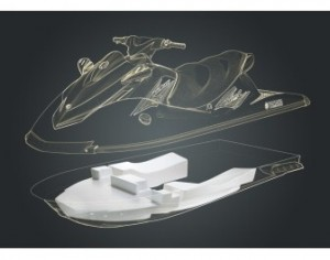 E-por from BASF helps Yamaha's PWC certified for ISO lightweight and buoyancy standards