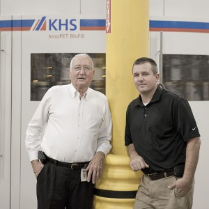 KHS opens new service branch