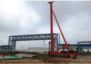 Lanxess begins construction of foundation for iron oxide red pigments plant in Ningbo