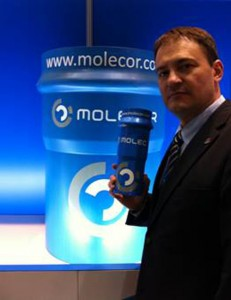 MOLECOR to represent Spain in Europe's most competitive business awards competition