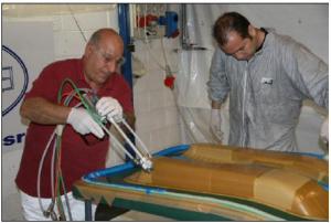 MVP runs Flex Molding training in Italy