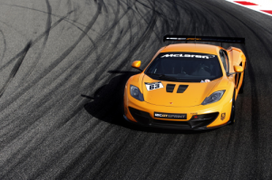 McLaren launches 12C GT Sprint