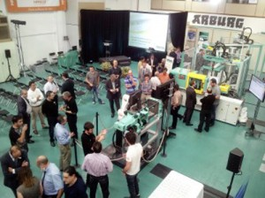 Arburg Spain presented efficient injection molding solutions at two Open House events