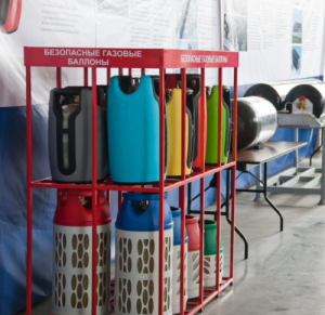 Ashland supplies Derakane resin to Russian LPG cylinder production plant