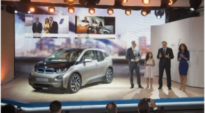 BMW i3 gets its world premiere