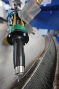 Reis Robotics delivers preform system for carbon fibre composites