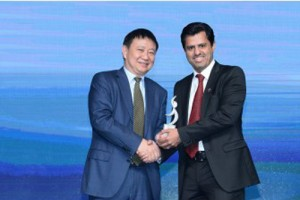 SABIC won awards for workplace environment and safety in Singapore and Thailand
