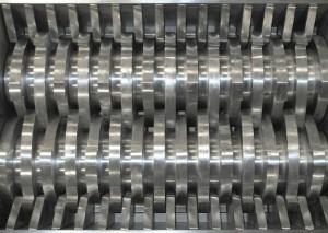 Munson Shredder Cuts Scrap Size, Volume