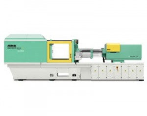 World debut for Arburg's electric Allrounder 820 A injection machine and Agilus robotic system