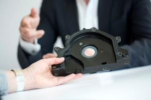 DSM and KACO cut weight and costs with crankshaft cover made in EcoPaXX polyamide 410 for next-generation Volkswagen engines