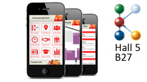 Verstraete IML App guides you through the 16 IML systems at the K 2013!