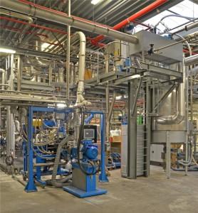 "motan-colortronic develops crystallisation technology for ""green"" EPS"