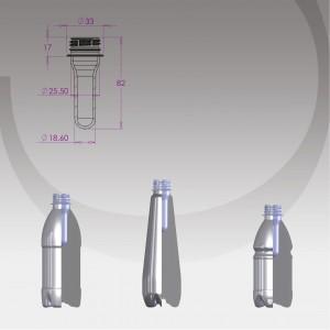 Beverage innovators opt for Esterform's 1881 short neck