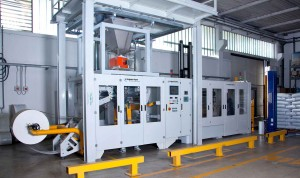 Coperion's new automatic bagging and palletizing systems