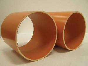 New dies for flexible multi-layer pipe production