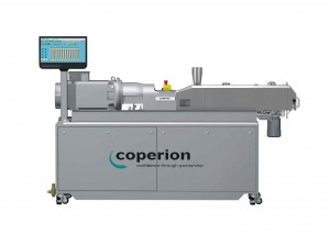 Newly developed laboratory extruder from Coperion