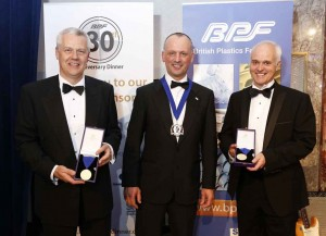 PVC Executives Honoured by BPF