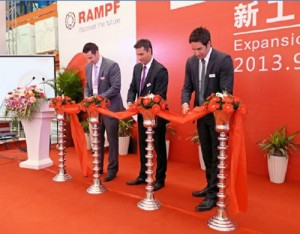 RAMPF continues to grow in China